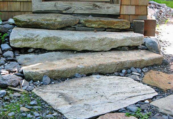 Marches / Escaliers en granit